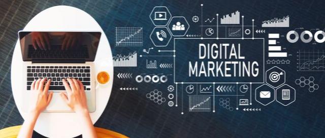 Digital Marketing In Five Easy Steps