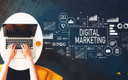 Digital Marketing in Five Easy Steps