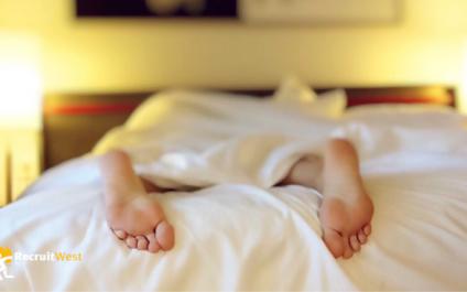 Six Ways To Get a Better Night's Sleep