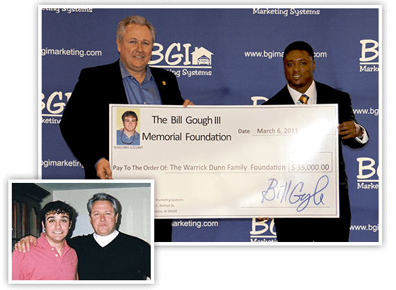 Bill Gough III Memorial Charitable Foundation