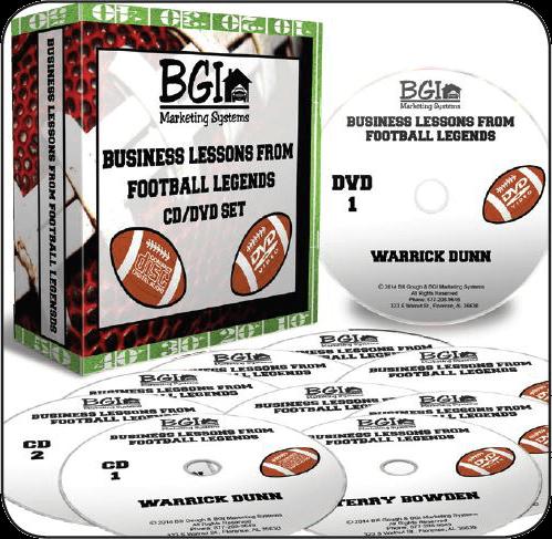 Business Secrets of Football Legends