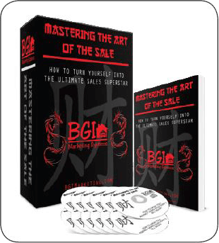 Mastering the Art of Sale - Advanced Course