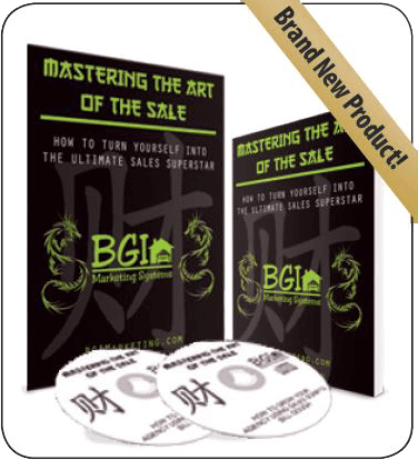 Mastering the Art of Sale - Basic Course