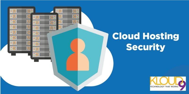 cloud hosting security