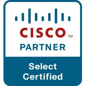 Cisco Partner Select Certificated