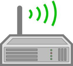 wireless router networking
