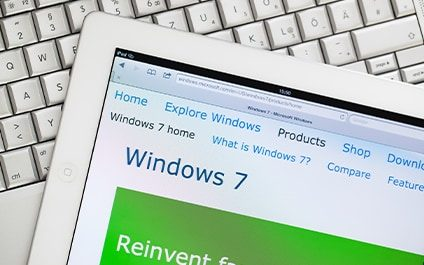 3 Options for Your Windows 7 Computer