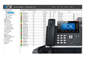 3CX PBX Phone System - Arlington