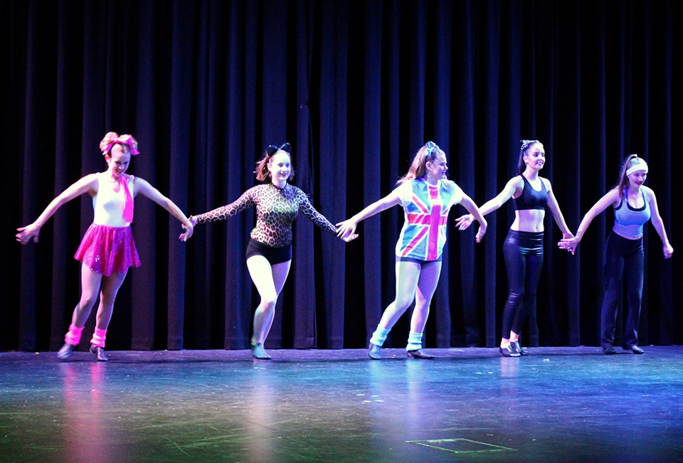 Year 12 Performing Arts Showcase (1)