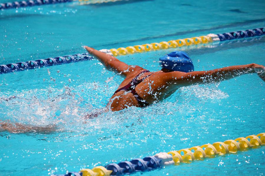 Yr 5-8 Swimming Carnival - 11