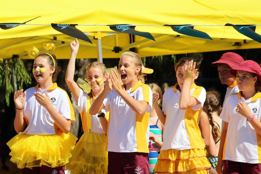 Yr 5-8 Swimming Carnival - 18