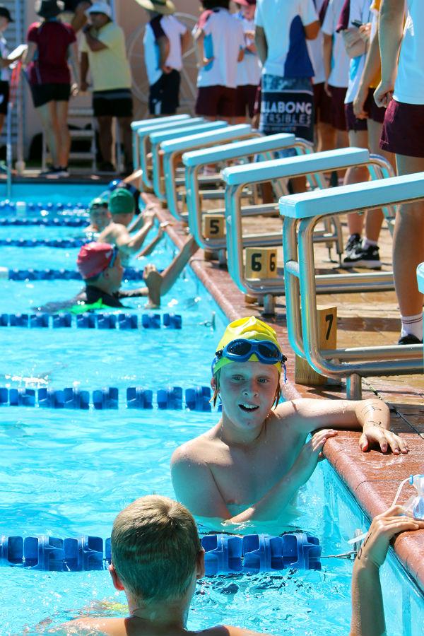 Yr 5-8 Swimming Carnival - 21