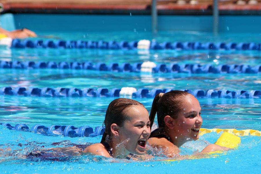Yr 5-8 Swimming Carnival - 34