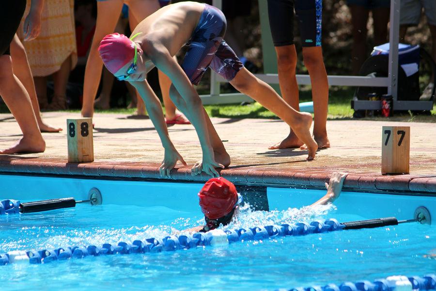 Yr 5-8 Swimming Carnival - 42