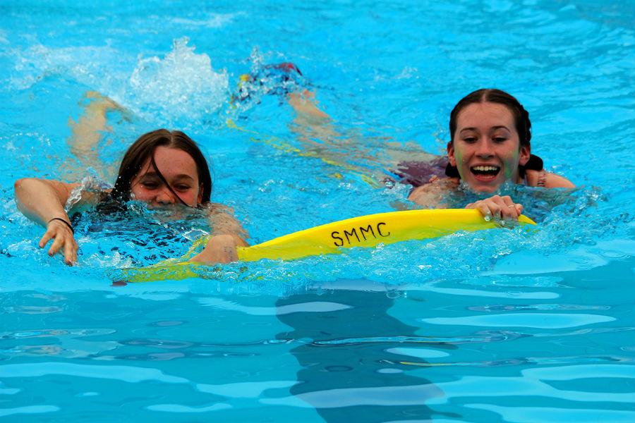 Yr 9-12 Swimming Carnival - 11