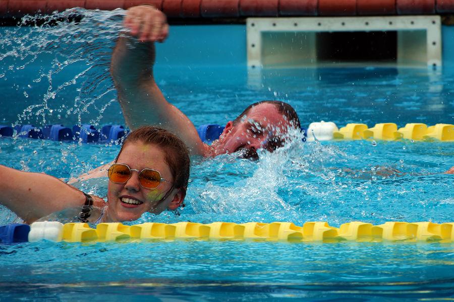 Yr 9-12 Swimming Carnival - 12