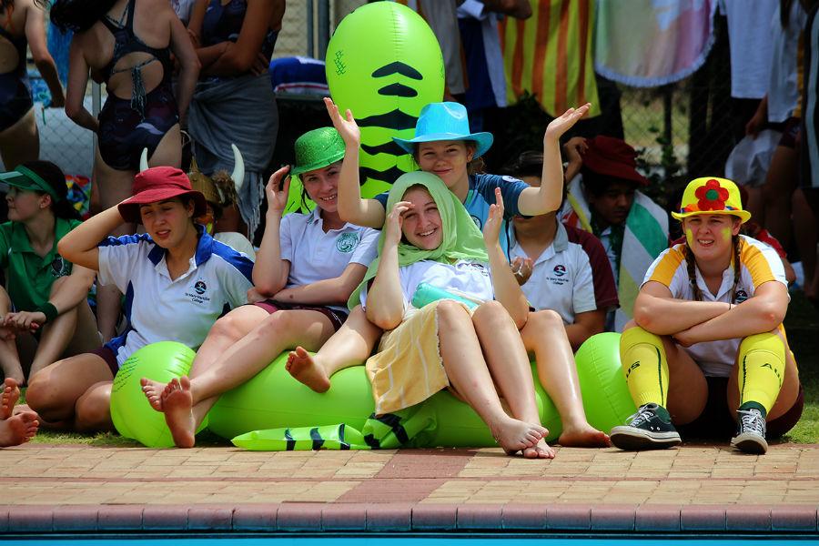 Yr 9-12 Swimming Carnival - 16