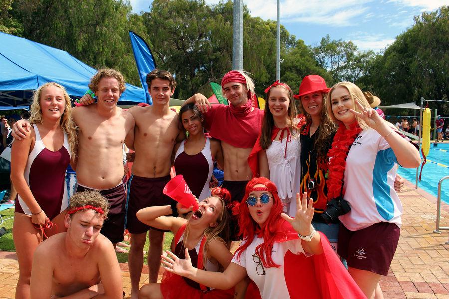 Yr 9-12 Swimming Carnival - 2