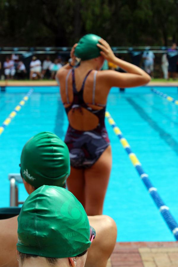 Yr 9-12 Swimming Carnival - 4