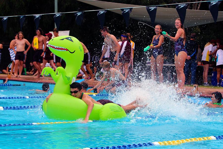 Yr 9-12 Swimming Carnival - 48