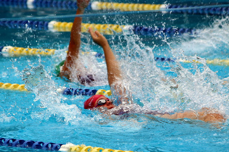 Yr 9-12 Swimming Carnival - 51