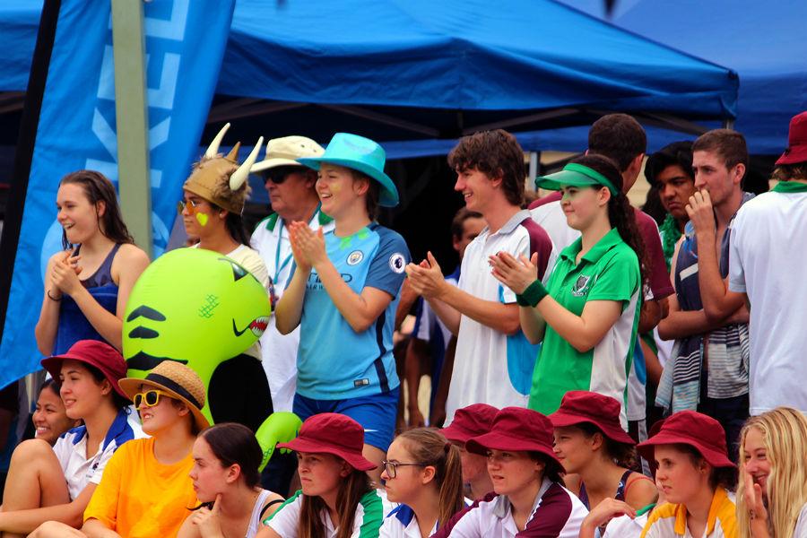 Yr 9-12 Swimming Carnival - 57