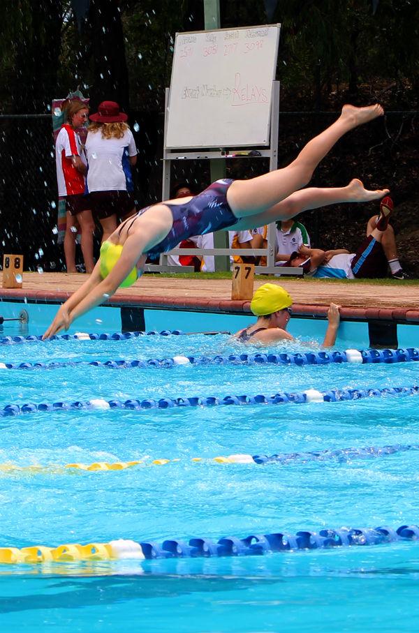 Yr 9-12 Swimming Carnival - 62