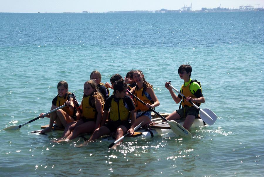 Rafting - Team 4