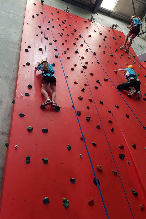 Rock Climbing - Team 4