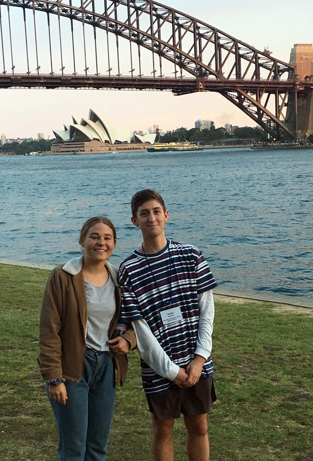 Leaders travel to JJAMM Conference in Sydney (2)