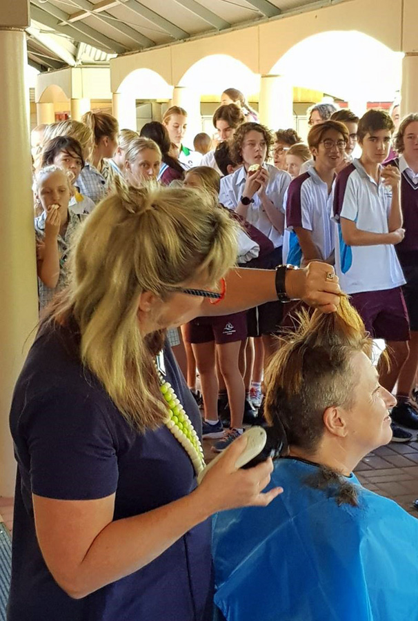 Shave for a Cure (1)