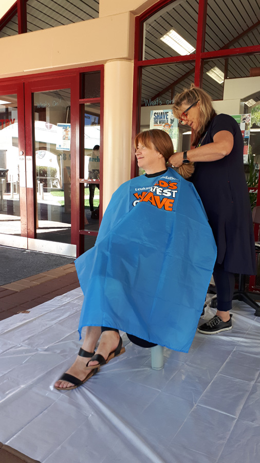Shave for a Cure (2)