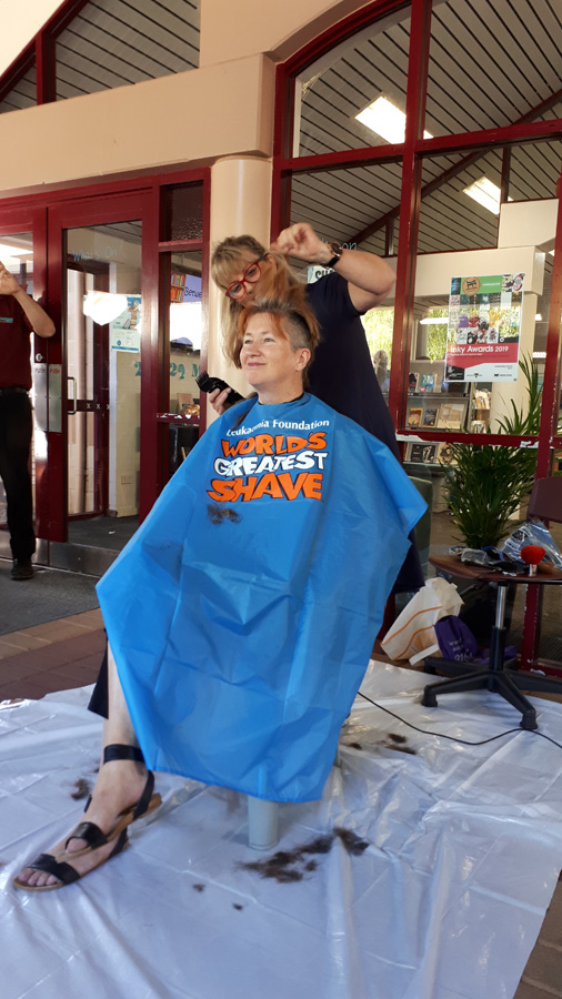 Shave for a Cure (3)