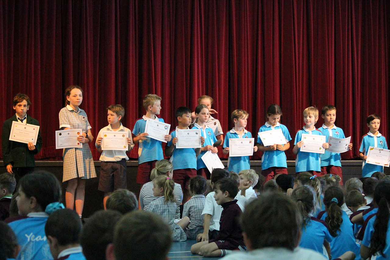 Assembly and Awards 6RC Election Time (8)