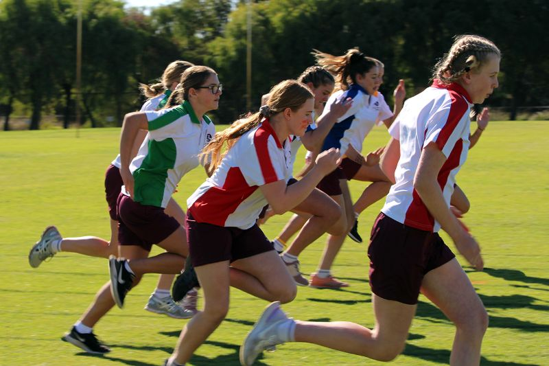 Year 9-12 Athletics Carnival (20)