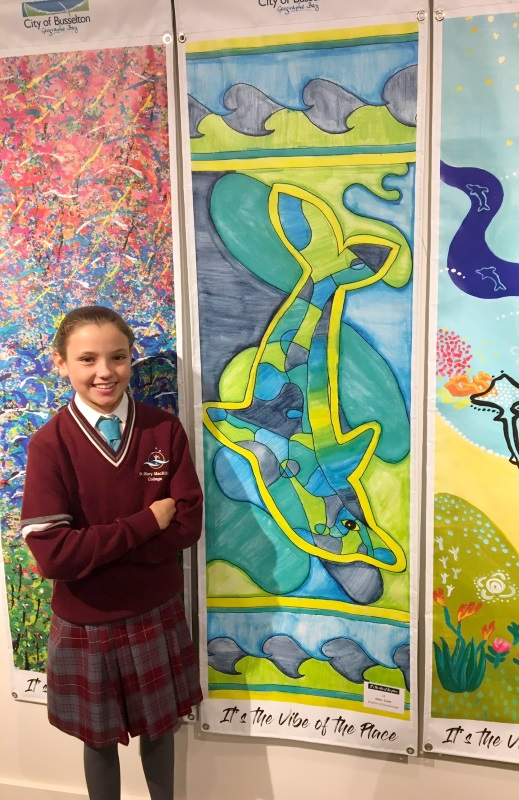 Student finalists in banner design comp (2)