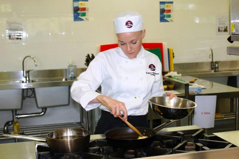 Teneisha Cooking