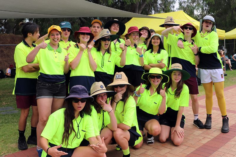 Years 9-12 Inter-House Swimming Carnival (4)