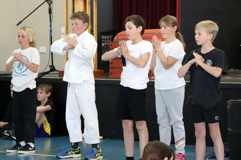 Year 5 Assembly (18)