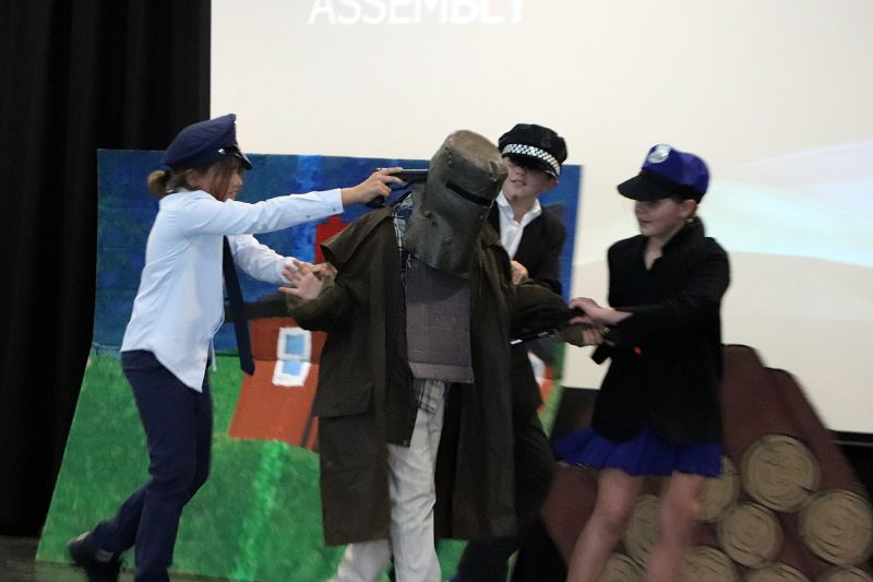 Year 5 Assembly (5)
