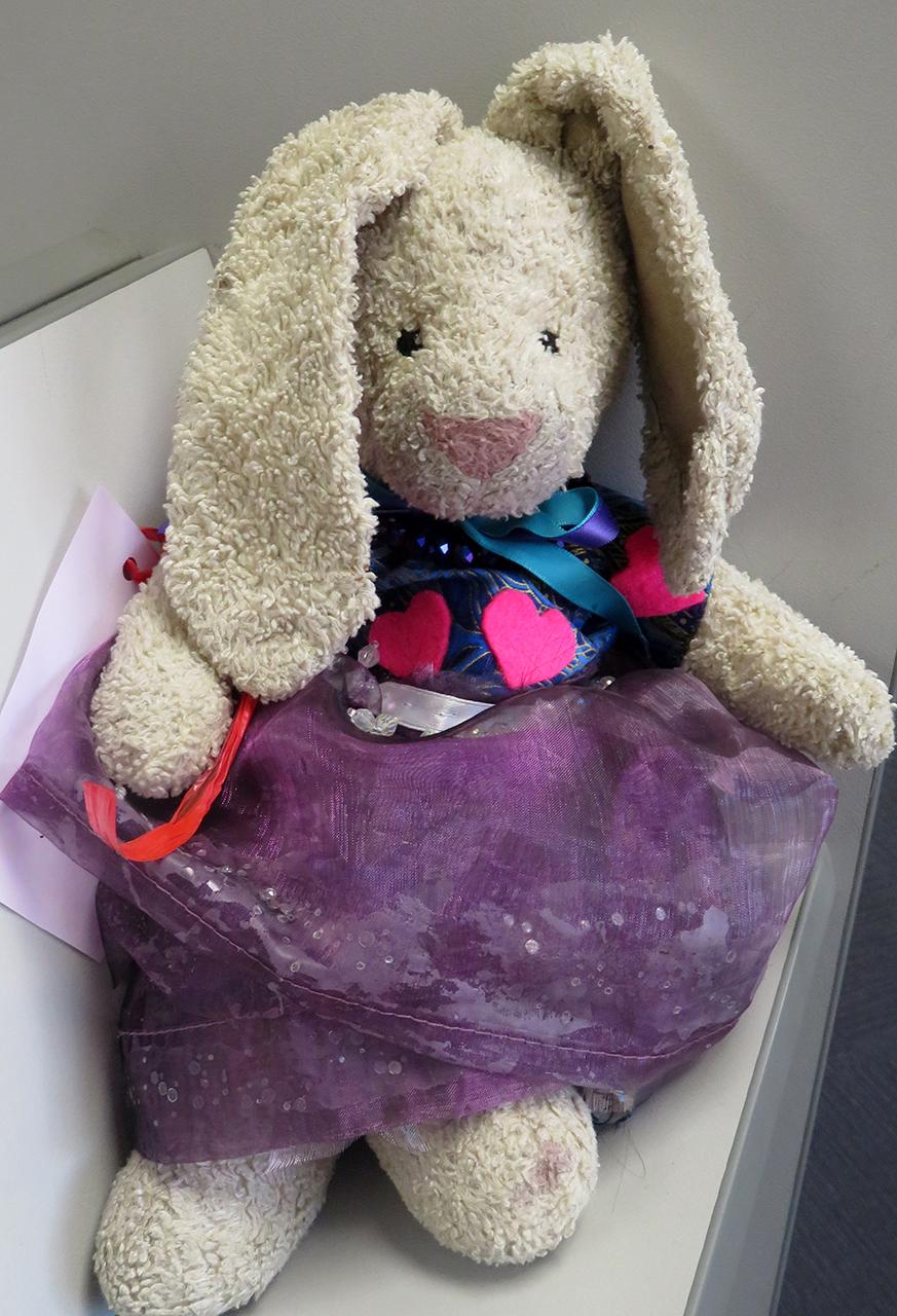 Ballerina Bunny - Isla Phillips