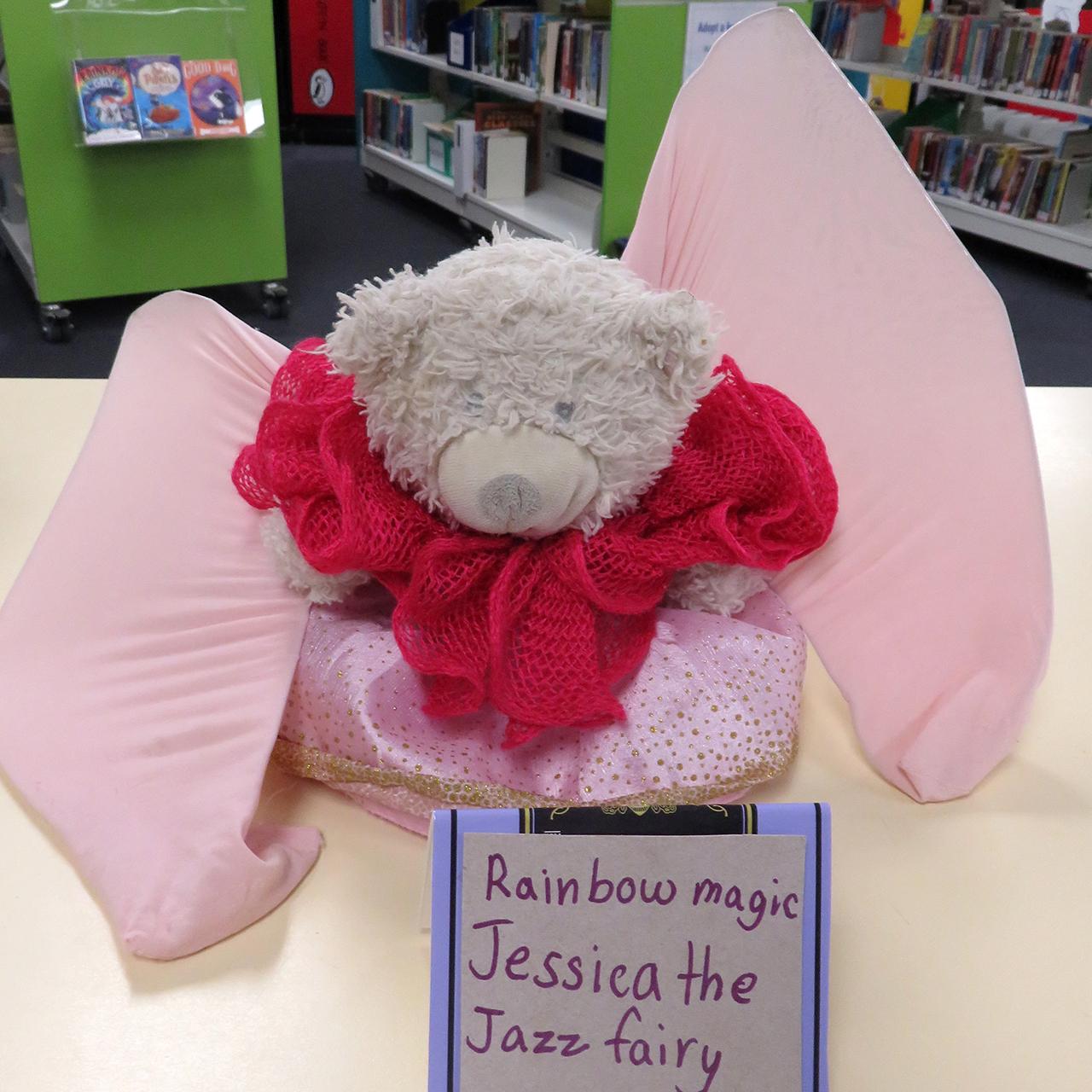 Jessica the Jazz Fairy - Andi Flanagan