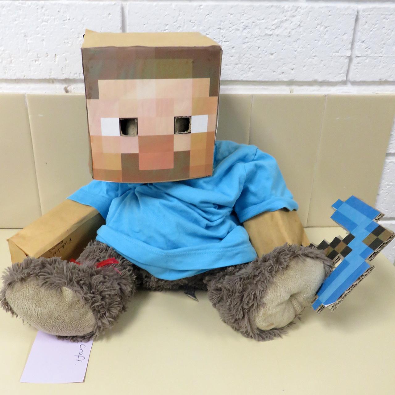 Minecraft - Fletcher Edel