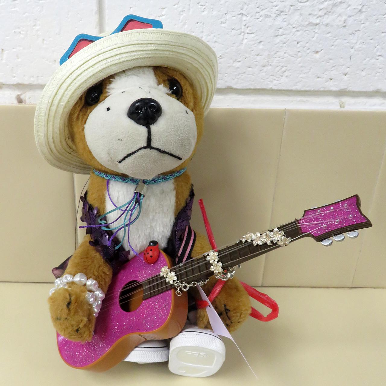 Rock Star Dog - Sophie Mildwaters