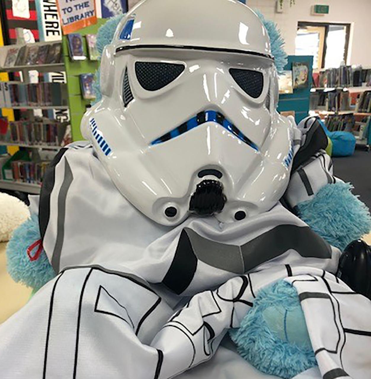 Storm Trooper - Mason Pyke