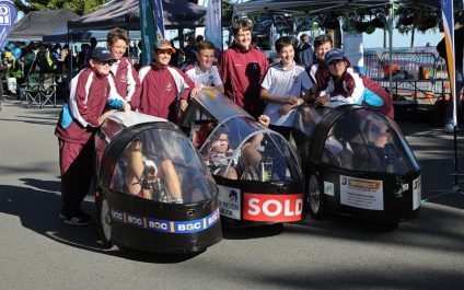 Pedal Prix 2018: podium finish for Year 7 students