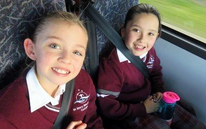 Primary Choir second place at Bunbury Eisteddfod
