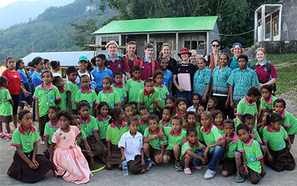 The Timor Team return with memories to last a lifetime