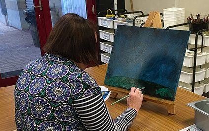 Extending our staff through Art