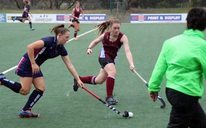 Hockey: Buchanan Cup Semi Finals 2018
